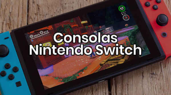 Consolas nintendo switch