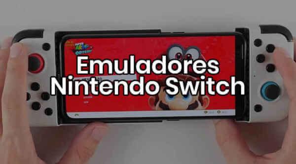 Emuladores para nintendo switch