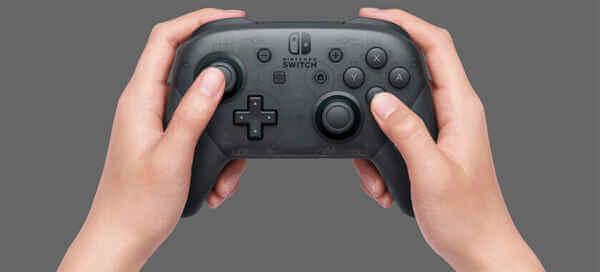 Mando PRO Nintendo Switch